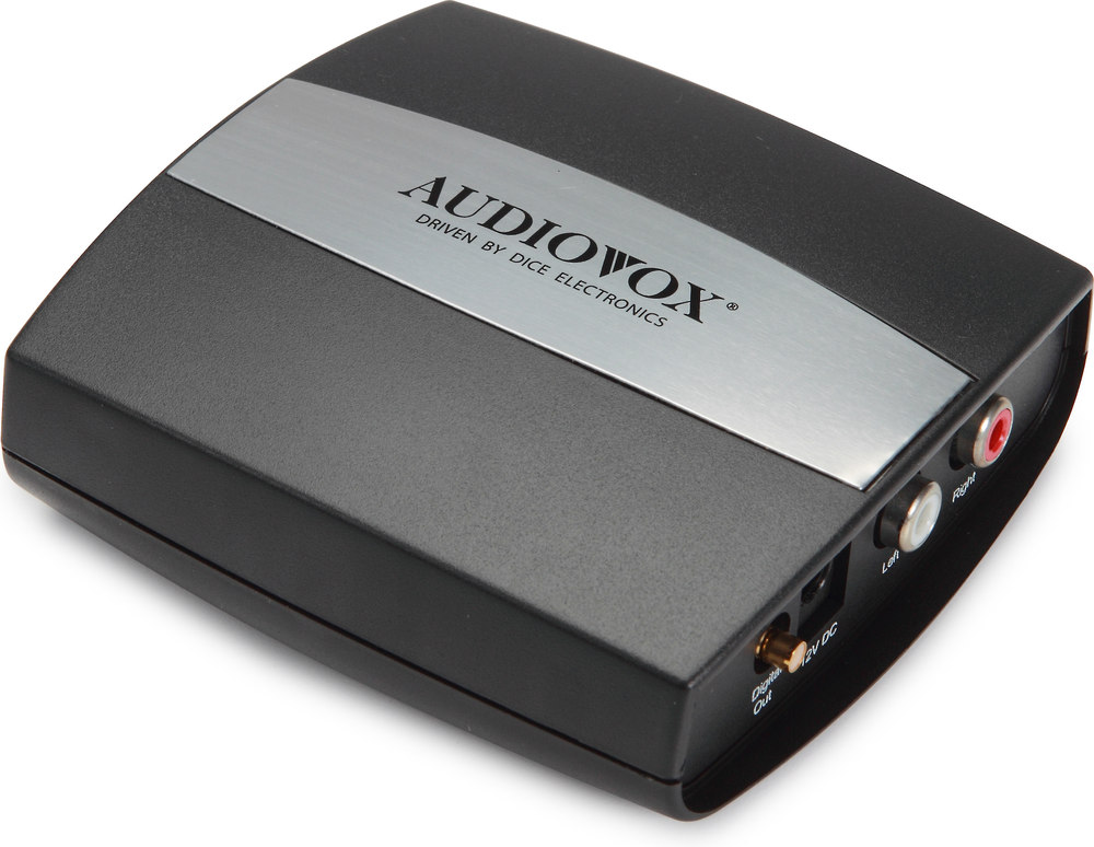 Audiovox DSP Adapter for BMW Vehicles with DSP Amplifier